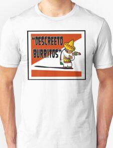 Clerks: Animated Series - Descreeto Burrito (SD) v2 T-Shirt