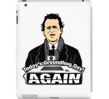 Groundhog Day iPad Case/Skin