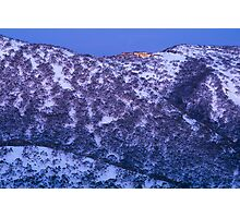 Mount Hotham, Victoria. Photographic Print