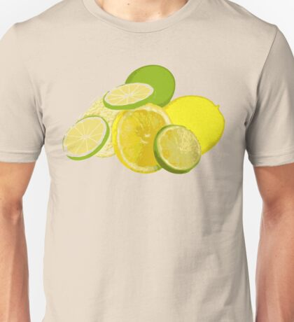 When life hands you lemons and limes... Unisex T-Shirt