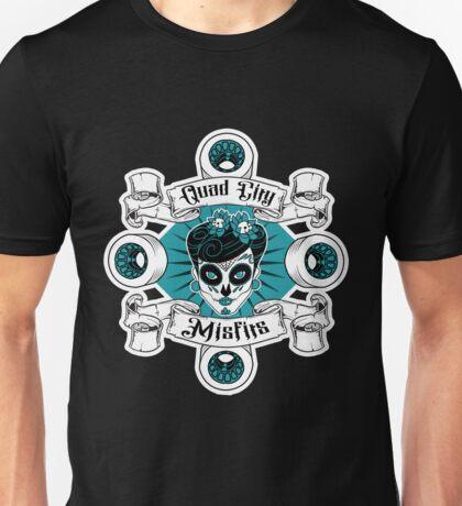 Quad City Misfits Unisex T-Shirt
