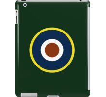 Spitfire Marking Yellow. iPad Case/Skin
