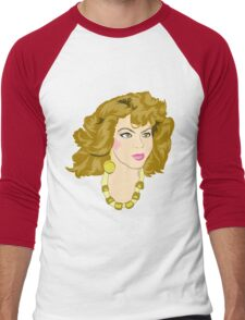 Venus Xtravaganza Men's Baseball ¾ T-Shirt