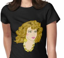 Venus Xtravaganza Womens Fitted T-Shirt