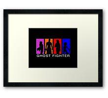 Ghost Fighter Framed Print