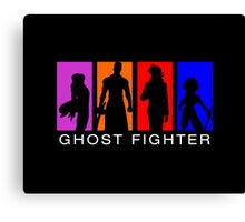 Ghost Fighter Canvas Print