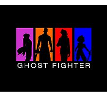 Ghost Fighter Photographic Print