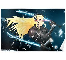 Elf Gear Rising: Thranduil's Revengeance  Poster