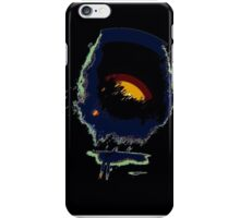 Flipped photo, abstract modern iPhone Case/Skin