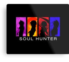 Soul Hunter Metal Print