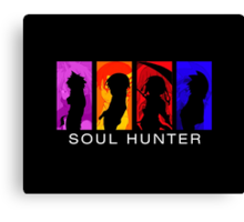Soul Hunter Canvas Print