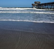 Lines In The Sand by Debbie Oppermann