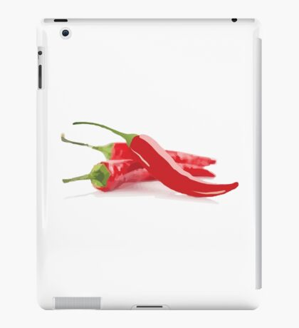This Chili's Hot, Hot, Hot! iPad Case/Skin
