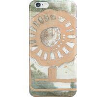 Flower Wheel 2 iPhone Case/Skin