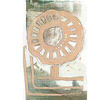 Flower Wheel 2 Photographic Print