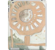 Flower Wheel 2 iPad Case/Skin