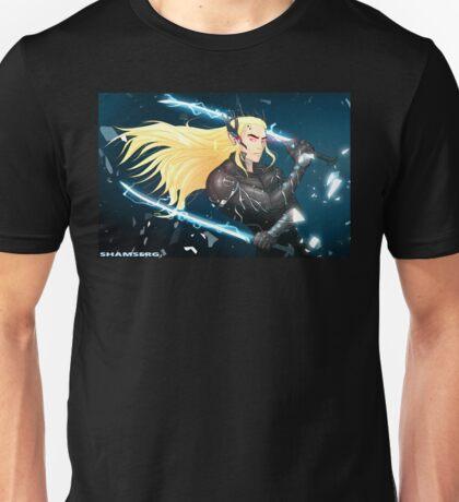 Elf Gear Rising: Thranduil's Revengeance  Unisex T-Shirt