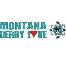Montana Derby Love Photographic Print