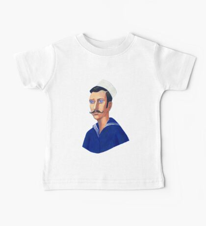 The Young Sailor Baby Tee