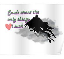 Dementor Love Poster