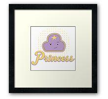 Princess Framed Print