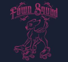 Fawn Squad - pink One Piece - Long Sleeve