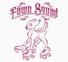 Fawn Squad - pink Kids Clothes