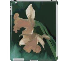 TWO DAFFODILS 1 iPad Case/Skin