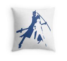 Narukami Yu Persona 4 Throw Pillow