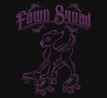 Fawn Squad - purple by quadcitymisfits