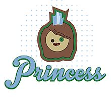 Princess Photographic Print