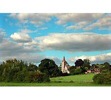 Twyford St Mary Church Photographic Print