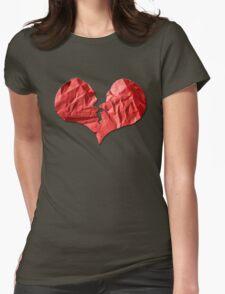Broken Paper Heart v1 T-Shirt