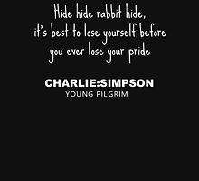 Charlie Simpson Young Pilgrim Unisex T-Shirt
