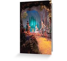 Yellow Brick Road Greeting Card