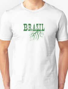 Brazil Roots Unisex T-Shirt