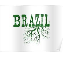 Brazil Roots Poster