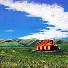 Burra Cottage by Sue Hodge
