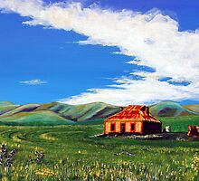 Burra Cottage by Sue Hodge