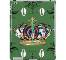 King Me Pattern iPad Case/Skin