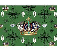 King Me Pattern by JanaiMacklin