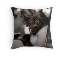 The Opening Chapter. Throw Pillow