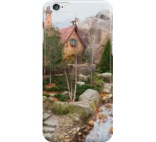 Cottage in the Magic Kingdom iPhone Case/Skin
