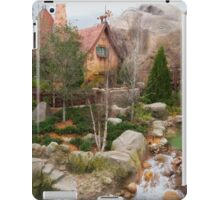 Cottage in the Magic Kingdom iPad Case/Skin