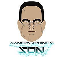 Nanomachines Son Photographic Print