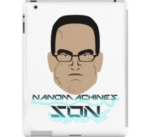Nanomachines Son iPad Case/Skin