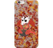 Chibi Pyro Red iPhone Case/Skin