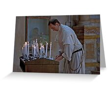 Franciscan Devotion Greeting Card