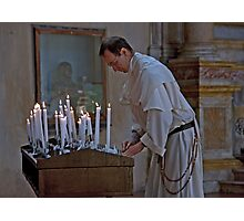 Franciscan Devotion Photographic Print