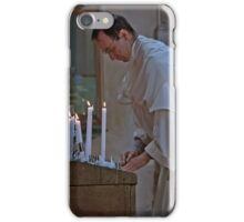 Franciscan Devotion iPhone Case/Skin